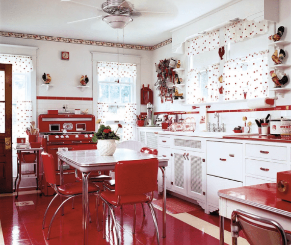 5 Of Our Favorite Retro Kitchens Old House Restoration