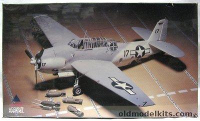 Accurate Miniatures 1/48 Grumman TBF-1C Avenger - Battle ...