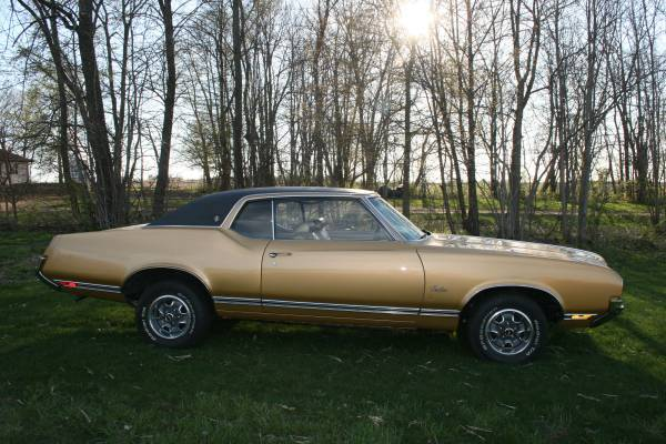 1970 Oldsmobile Cutlass Supreme Chicago Il