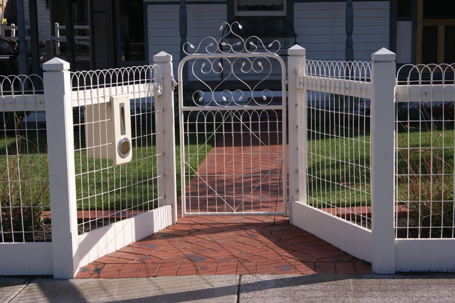 Chain Link Privacy Fence Ideas