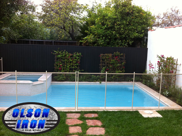 Wrought Iron Fencing Product