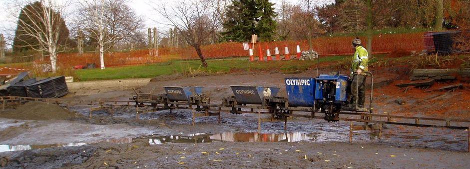 Floating Pond Plant Holders