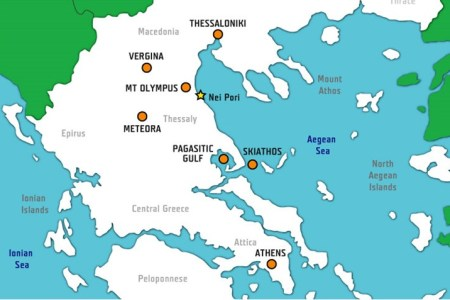 alonissos location on the greece map » Full HD Pictures [4K Ultra ...