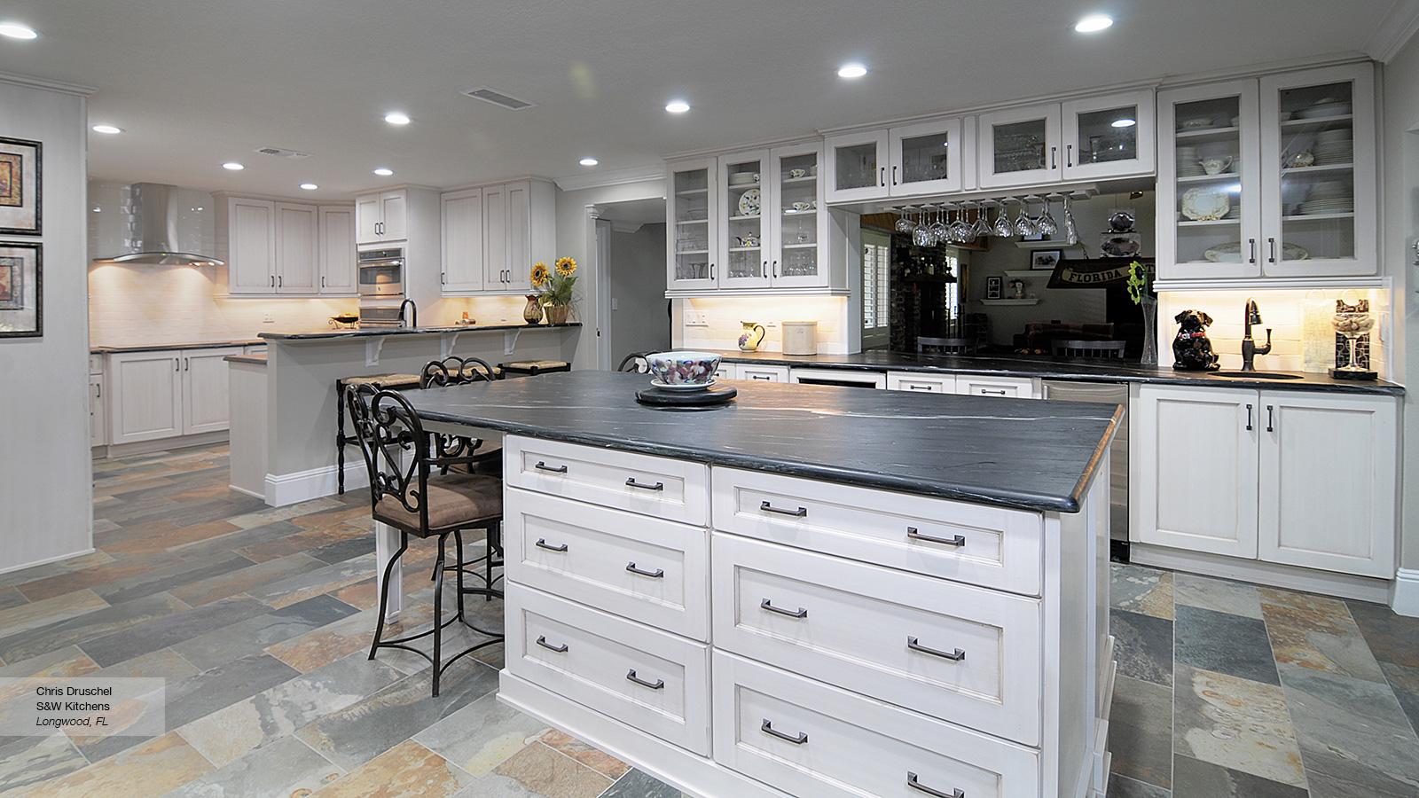 Best Kitchen Gallery: Pearl White Shaker Style Kitchen Cabi S Omega of Shaker Style Kitchen Cabinets on rachelxblog.com