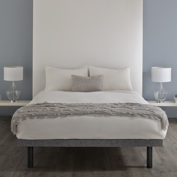 Boho Reflex Hybrid Platform Bed Made In Canada With Drawers