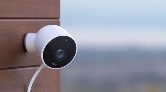 Small Wireless Outdoor Cameras