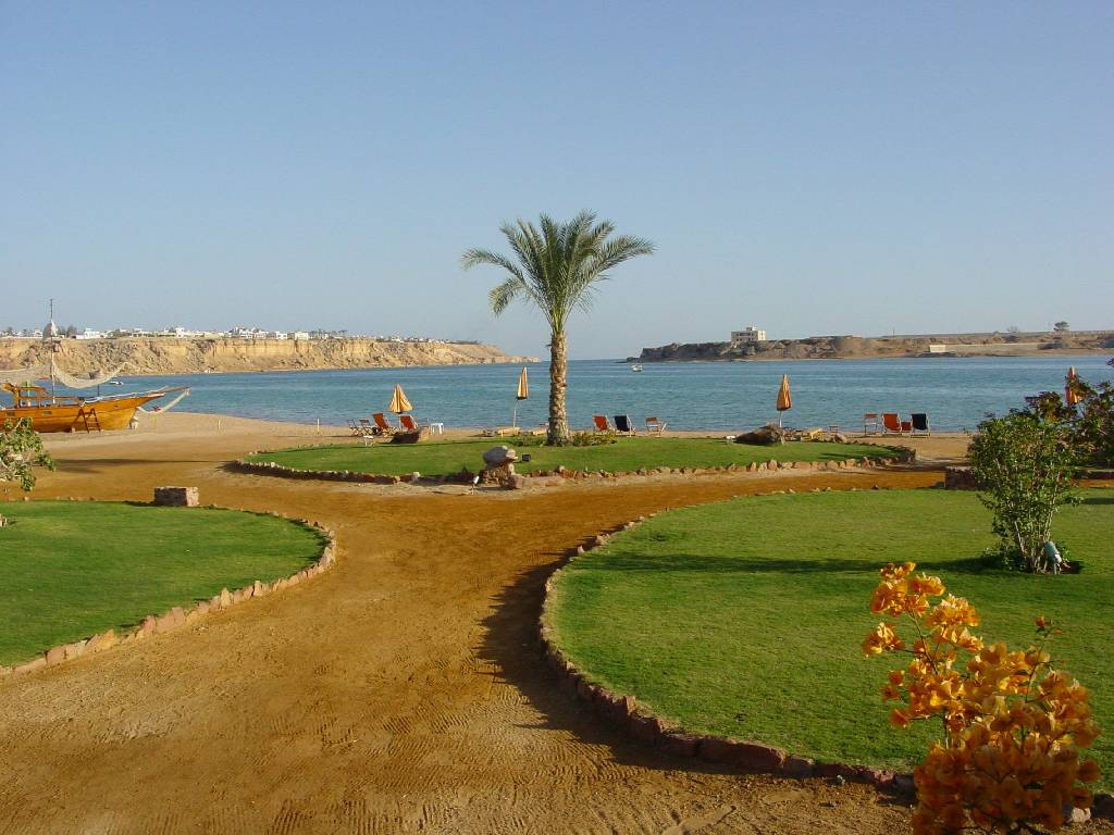 El Sharm Sand Sheik Beach