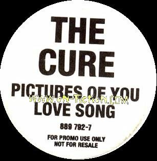the cure pictures of you - 307×316
