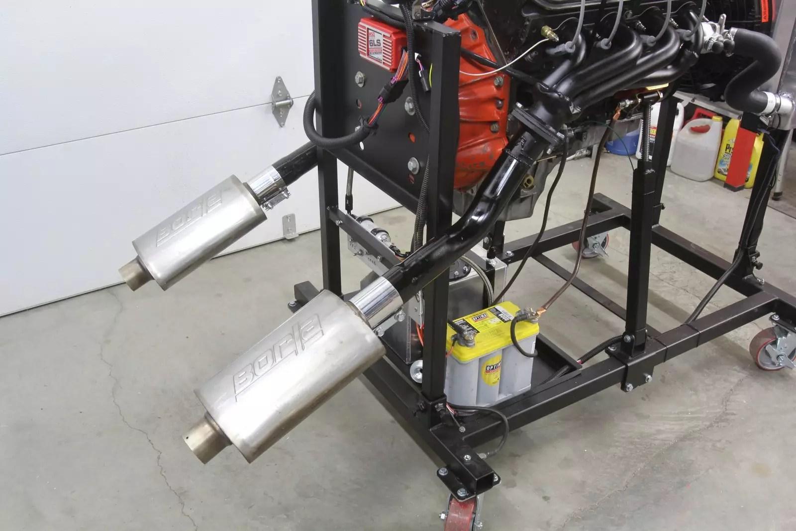 Revolution Racing Engines