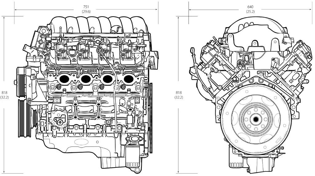 Order Engine Ford Y Block 292 Firing