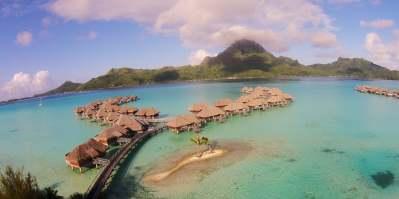 Honeymooning in the Maldives or Bora Bora?
