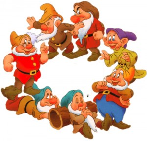 OUAT - The Seven Dwarves and their names
