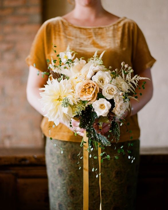 Fall Wedding Bouquets Sale