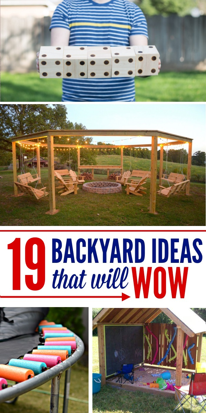 Backyard Games Ideas Adults