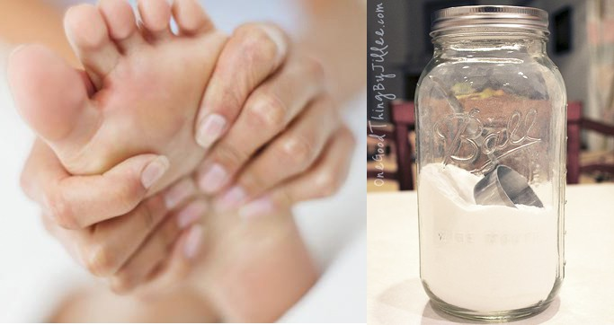 Recipe And Foot Vinegar Listerine Soak