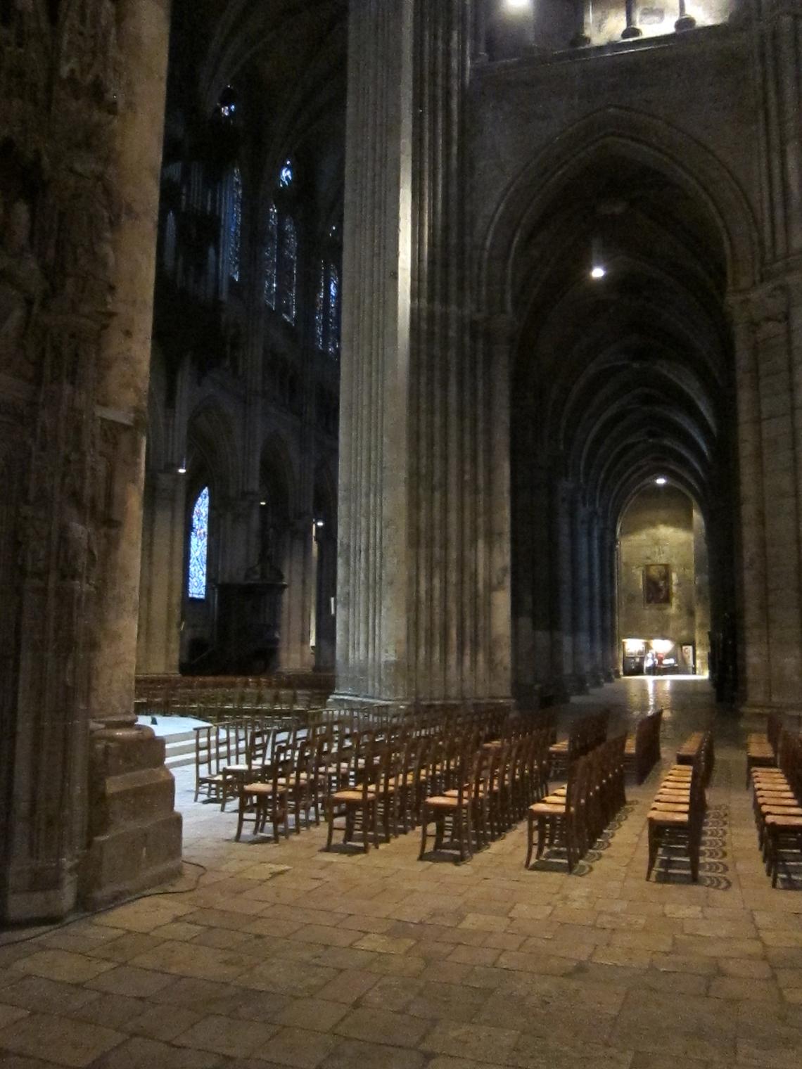 Chartres Architecture