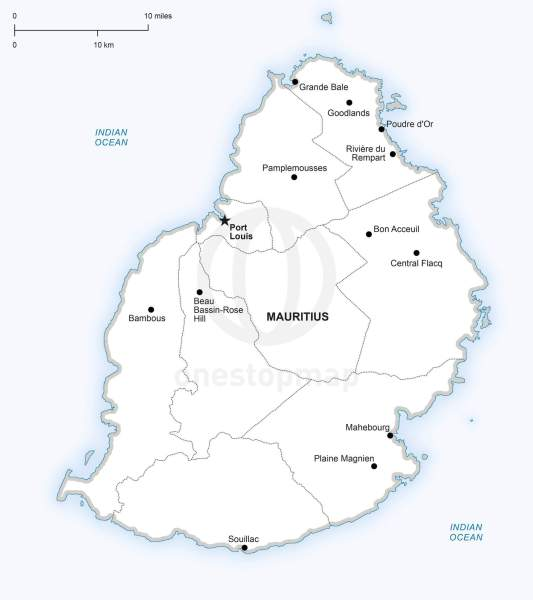mauritius map » Another Maps [Get Maps on HD]   Full HD Another Maps