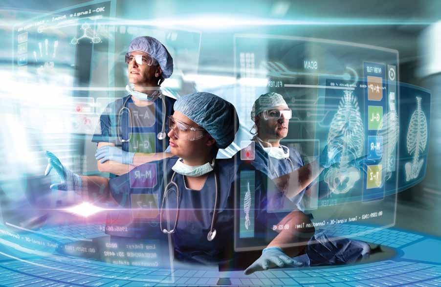 Applications Of Artificial Intelligence In The Medical
