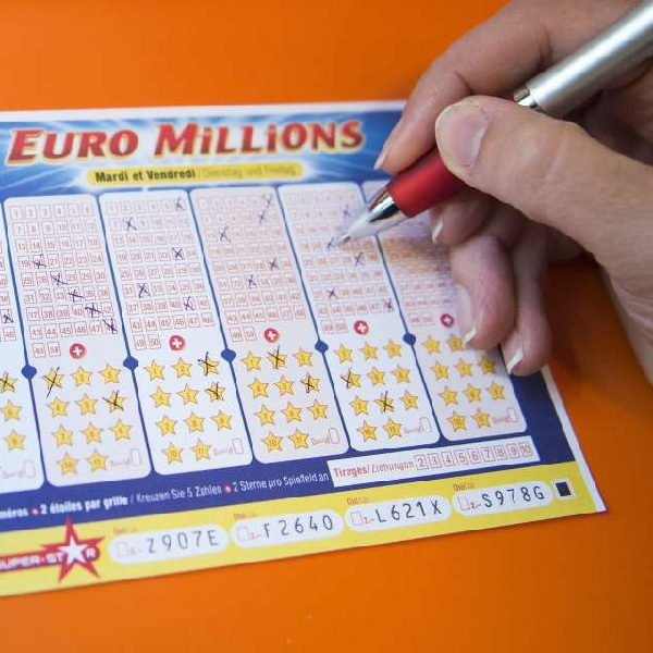 Lottery Friday Euro Results