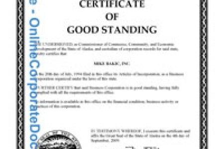 Business Plan Template 2019 » illinois certificate of good standing ...