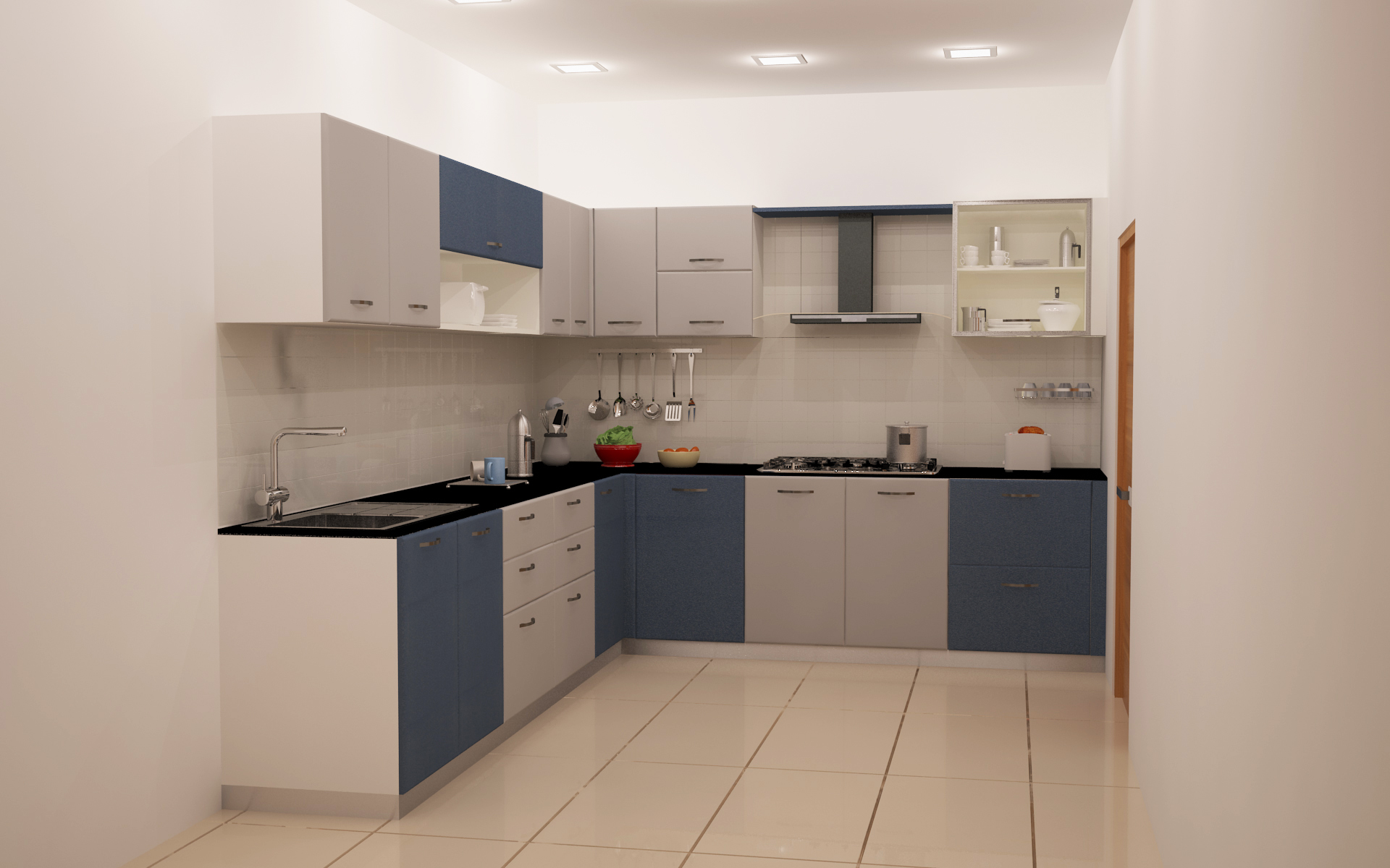 Kitchen Interior Design Whitefield