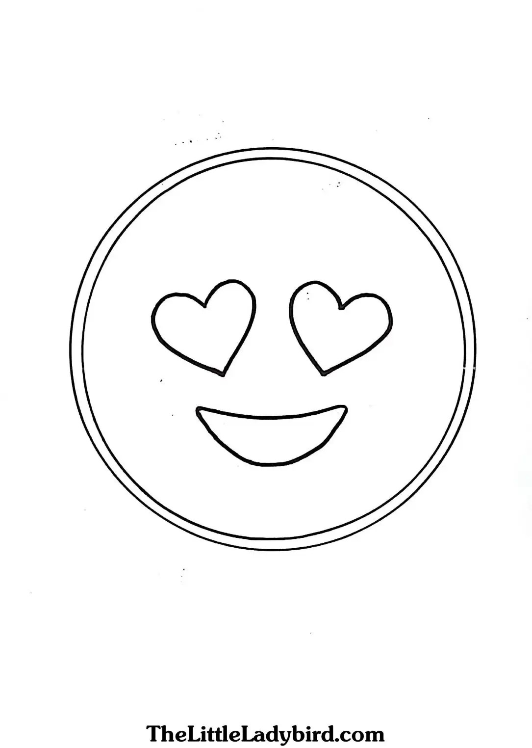 Emoji coloring pages love free coloring pages, i love usa coloring pages