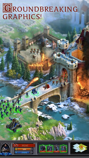Throne Kingdom At War Overview Onrpg