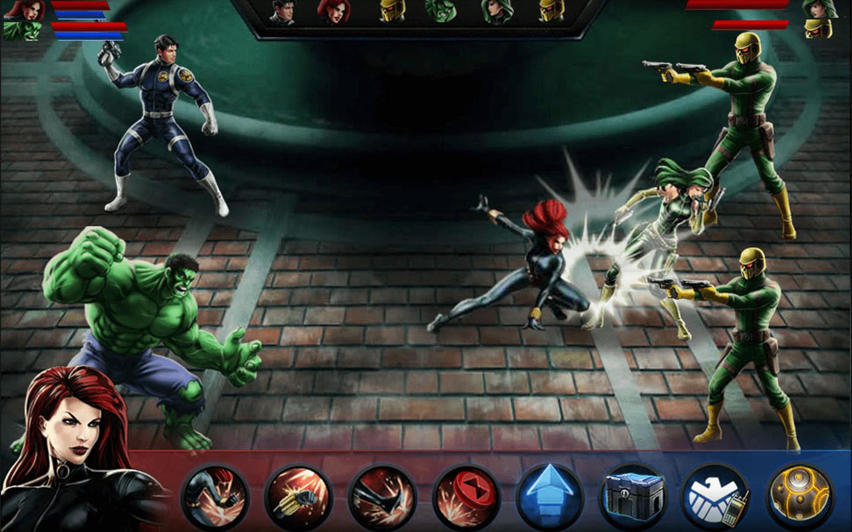Marvel Alliance Avengers Game