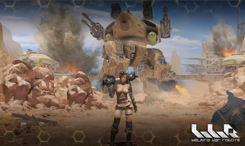 Walking War Robots Overview Onrpg