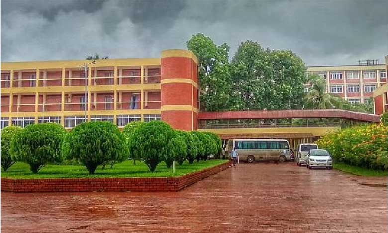 BSMRAU campus Picture