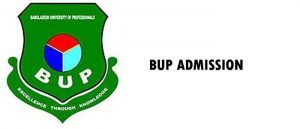 BUP Admission