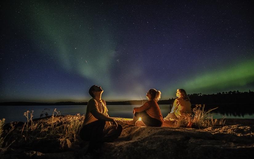 Northern Lights July 2017