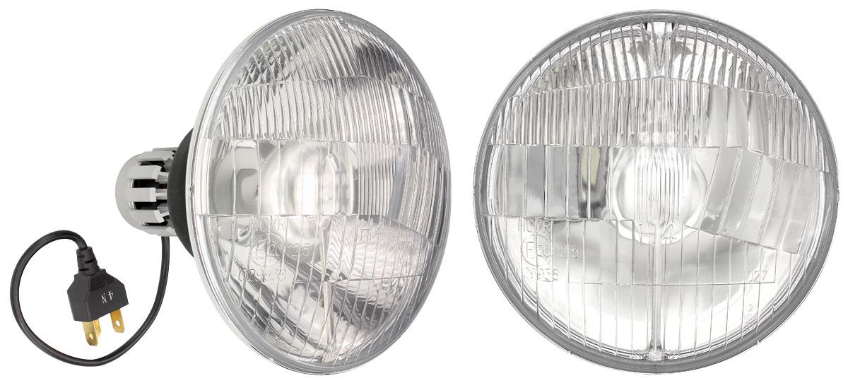 Chevelle Lights Halo 1971