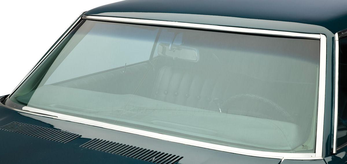 Cadillac Parts Trim Exterior