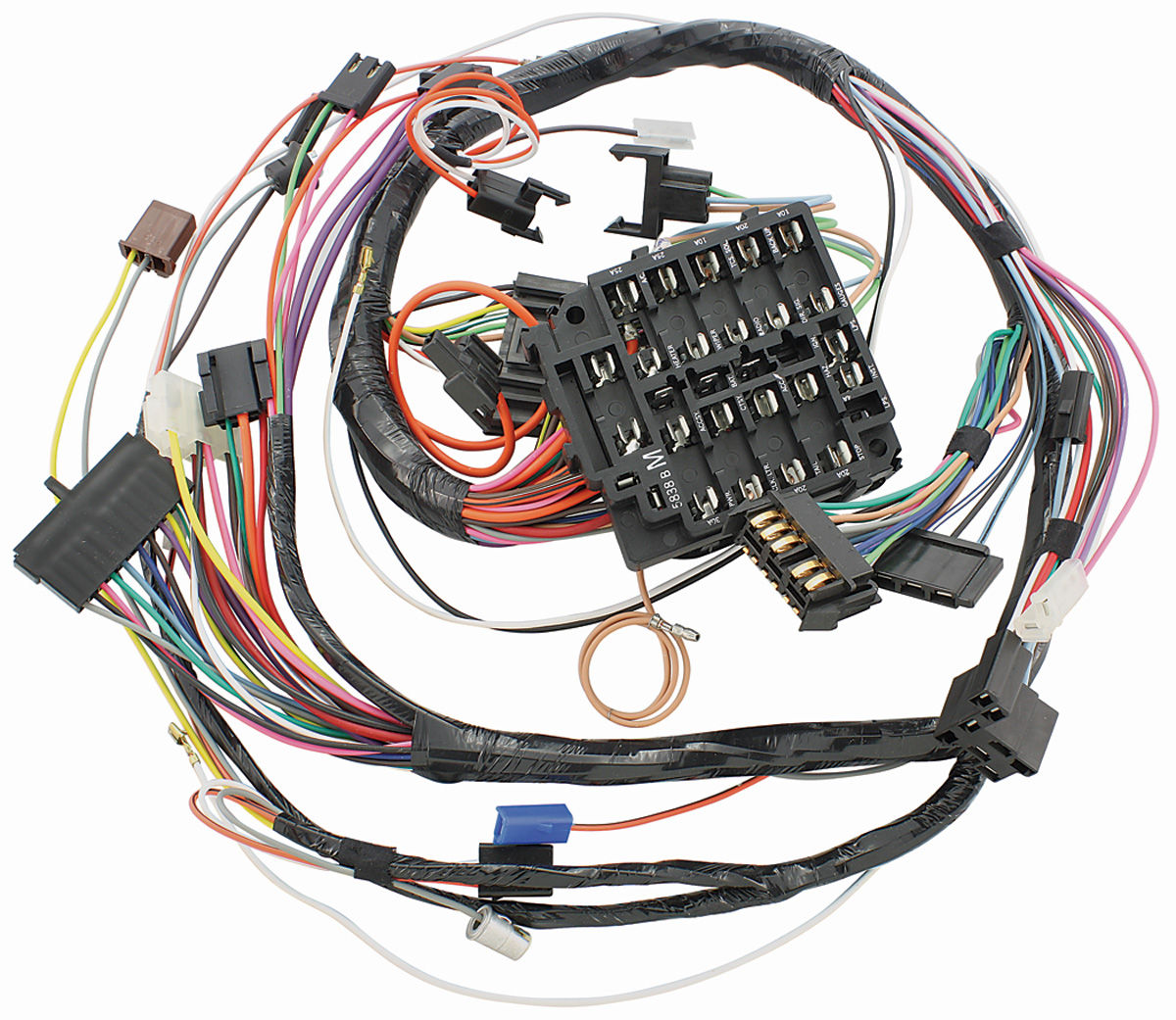 1979 El Camino Wiring Harness Mh