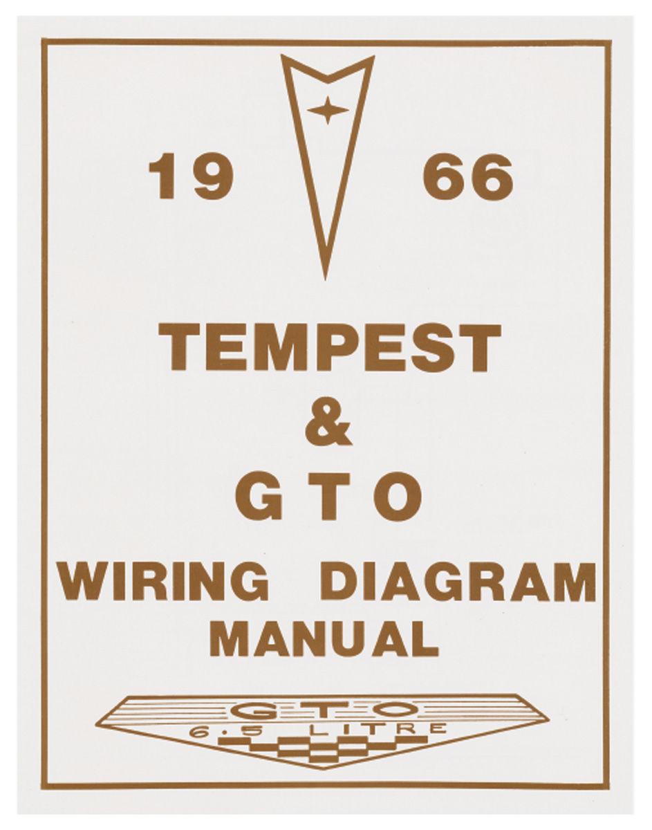 1964 El Camino Wiring Diagram