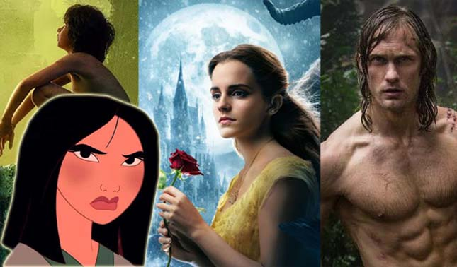 Disney's Live Action Remakes Are Ruining Everything!   The ...