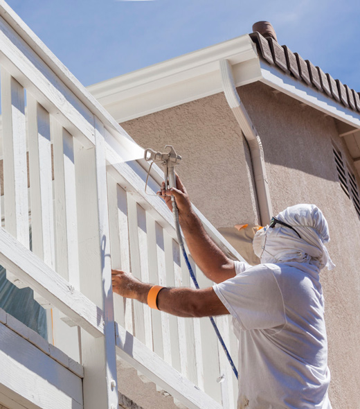Commercial   Residential Painting About OP Painting