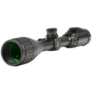 UTG 3-9X50 Hunter Rifle Scope Review