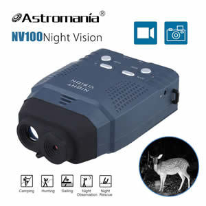Astromania Portable Digital Night Vision Monocular With Micro Sd Card Review