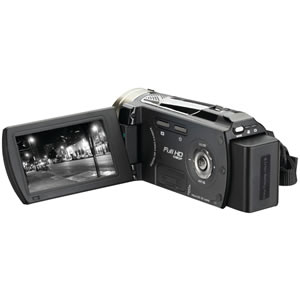 Bell and Howell DNV16HDZ-BKFull 1080p HD 16MP Infrared Night Vision Camcorder