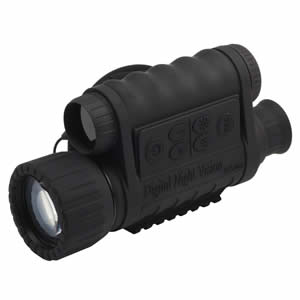 Bestguarder 6x50mm HD Digital Night Vision Monocular with Camcorder Review