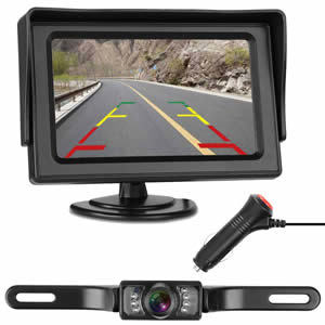 LeeKooLuu Backup Camera and Monitor Kit Review