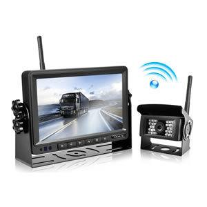 Wireless Backup Camera and Monitor Kit Reverse Rearview Cam Digital Signal 2018 Review