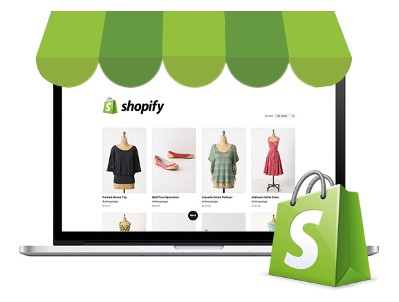 shopify SHOP stock