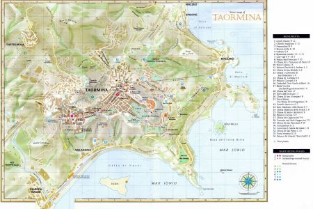 large detailed of catania map » [Home Decorations] - HD Picture of ...