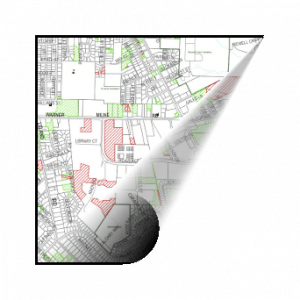 Vacant Lands Map   City of Oregon City This