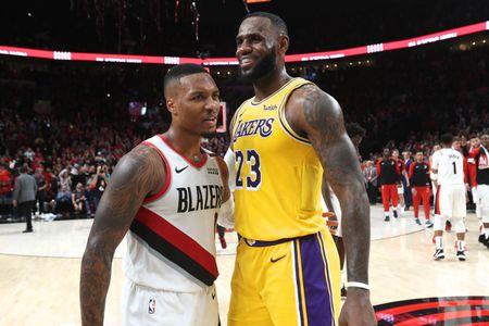 portland trail blazers vs los angeles lakers in nba playoffs dates times how to watch 1st round series oregonlive com