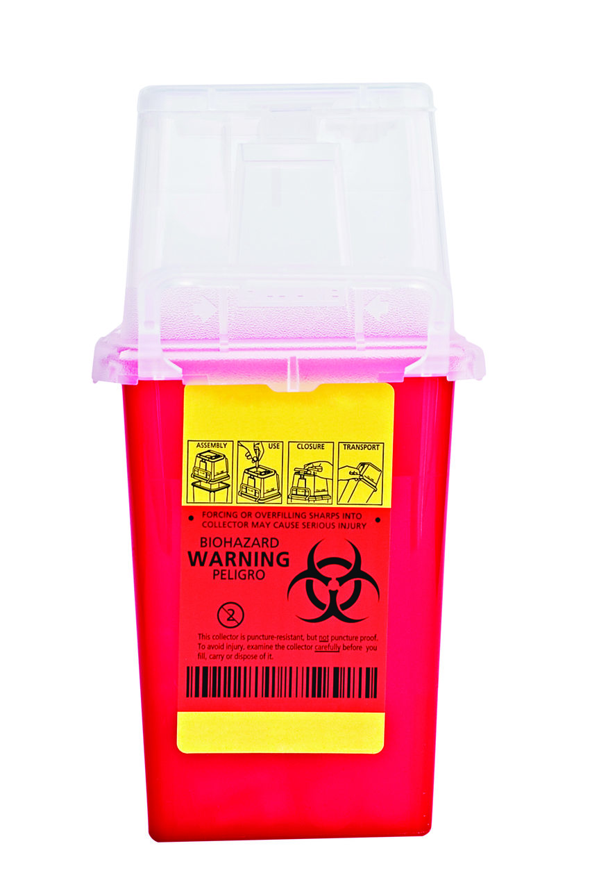 Best Kitchen Gallery: Medical Waste Or Sharps Metro of Home Sharps Container  on rachelxblog.com