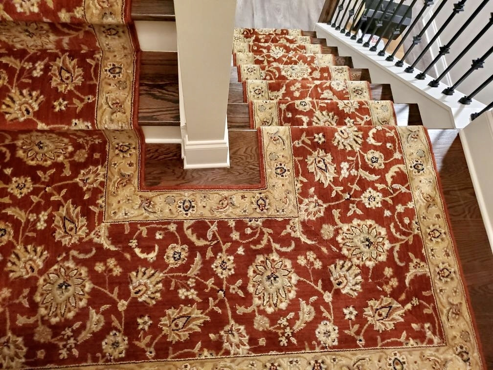 Runner Rugs Stair Runner Installation Is Done Be Professionals   Oriental Carpet Runners For Stairs   Wall Carpet   Stuart Street   Salem Ma   Hallway Carpet   Boston Ma
